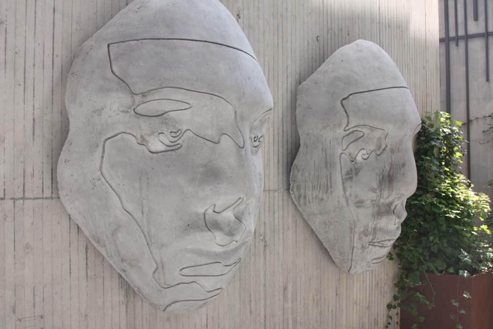 Avelansed2 – 2006 – beton / concrete – Hotel Balnea; Dolenjske toplice