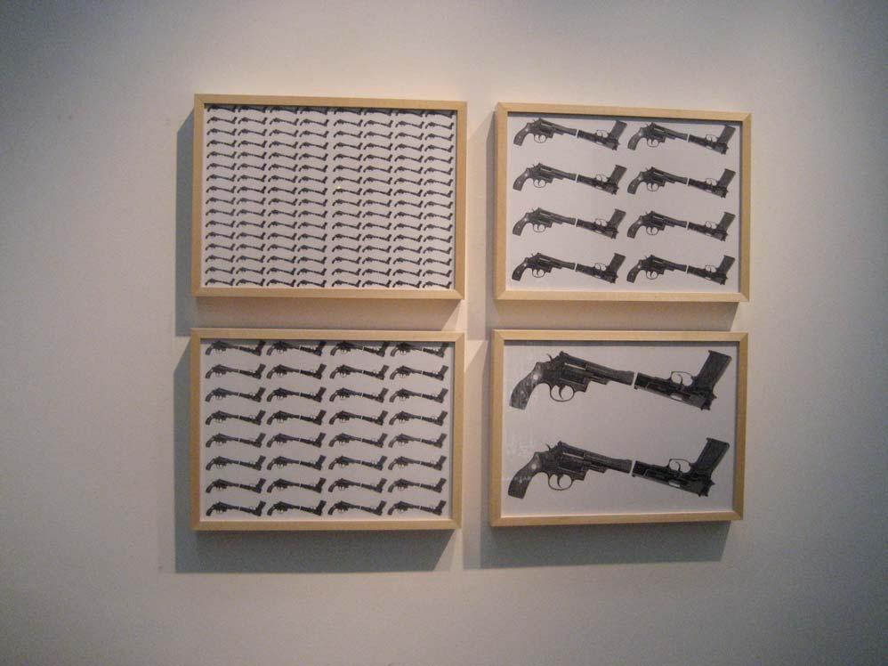 D.A.O. (Double Action Only) – 2006 – fotokopija / fotocopy – Galerija Luwigana; Ljubljana