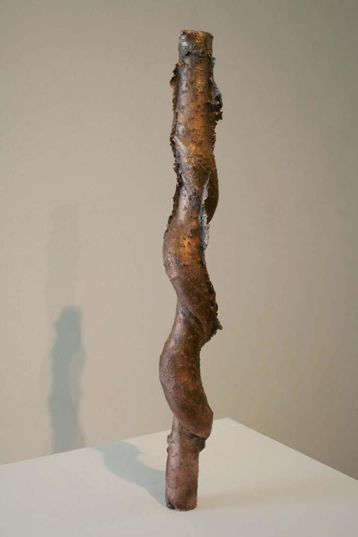 Midasova Palica (Double Action Only) – 2006 – bron / bronze – Galerija Luwigana; Ljubljana