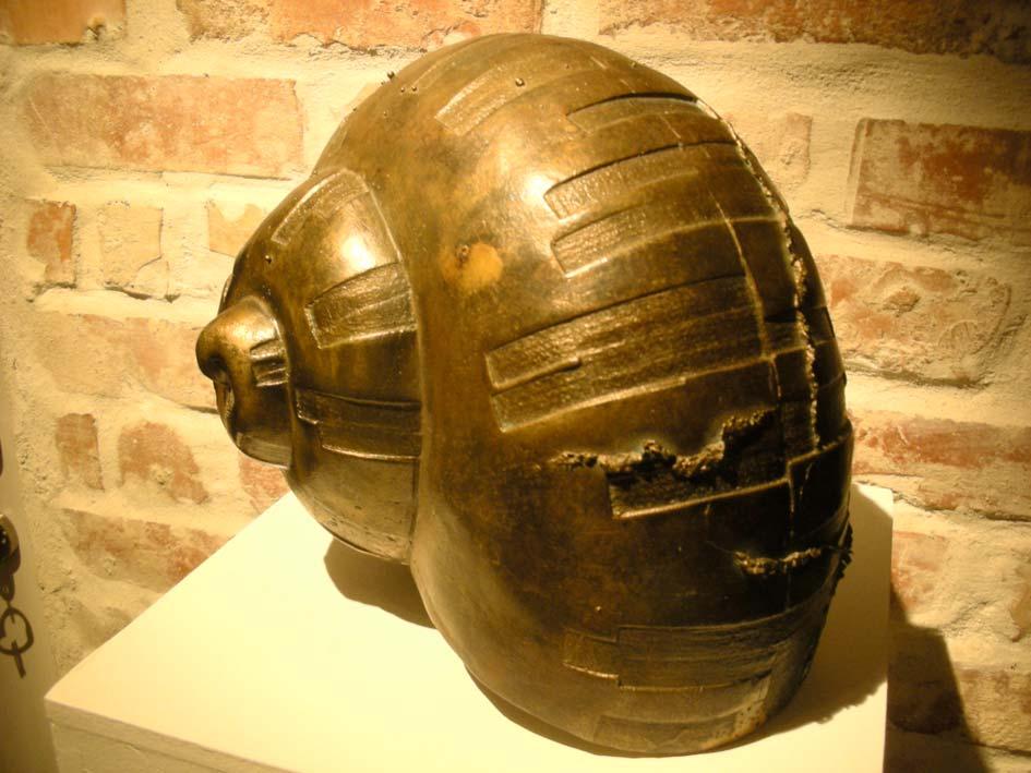 Polž – 2008 – bron / bronze – Mestno Obrežje; Višnja Gora
